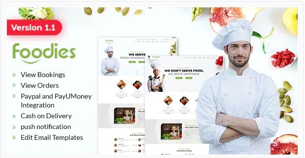 Online Food Ordering Web Application