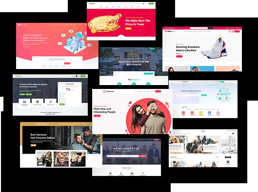 One-Stop WordPress Theme with Single & Multi-Vendor Agency Website